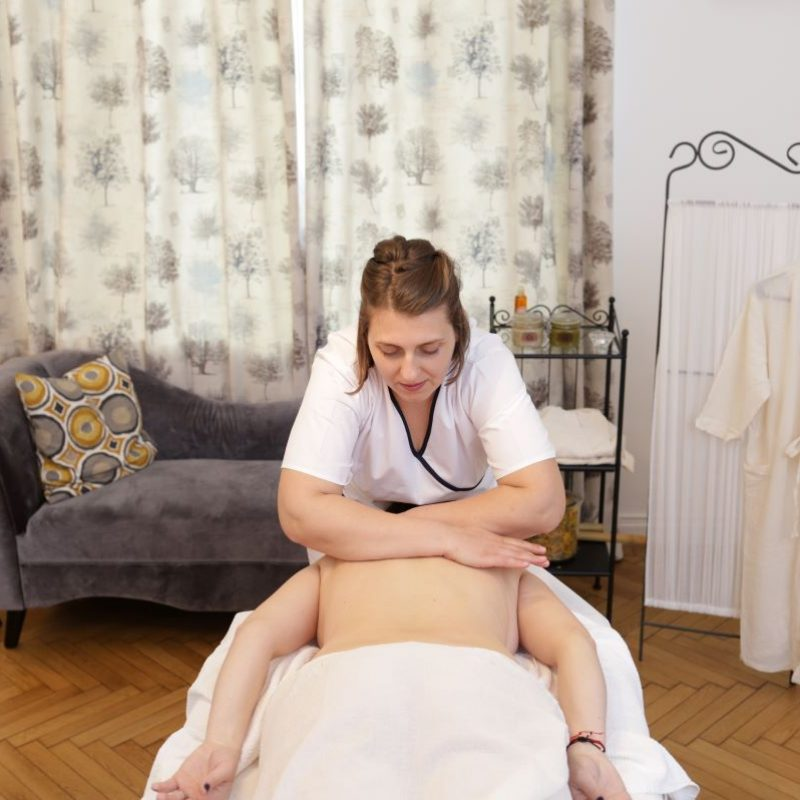 masaj manual de relaxare